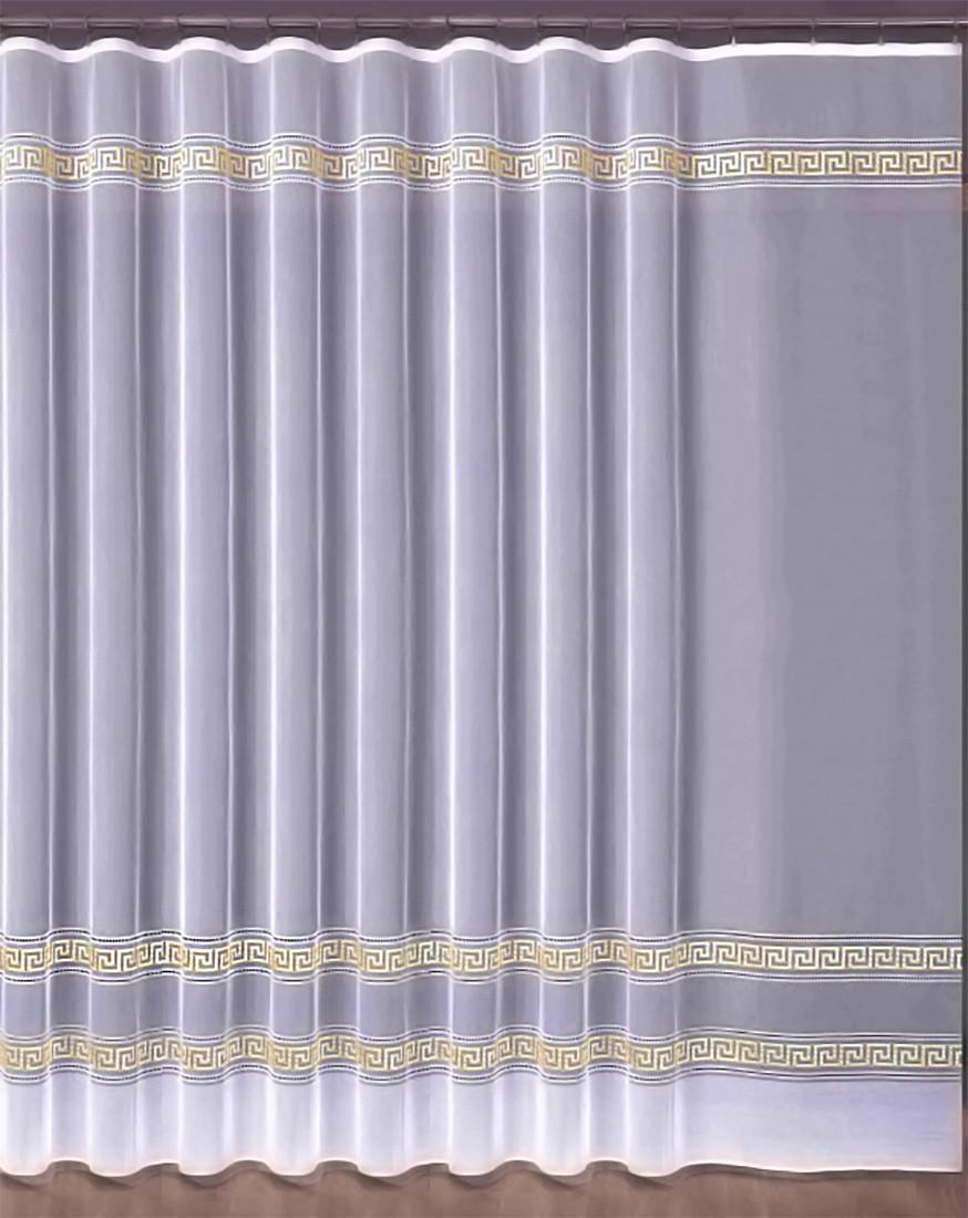 574236, РИМ, высота 250 см, вышивка из ЗОЛОТИСТОЙ пряжи