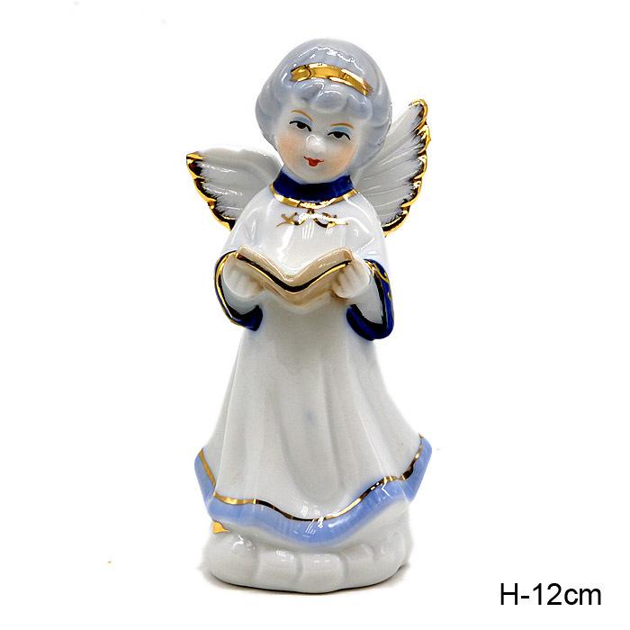Статуэтка Ангел 12 см / XH:140727 /уп 60/