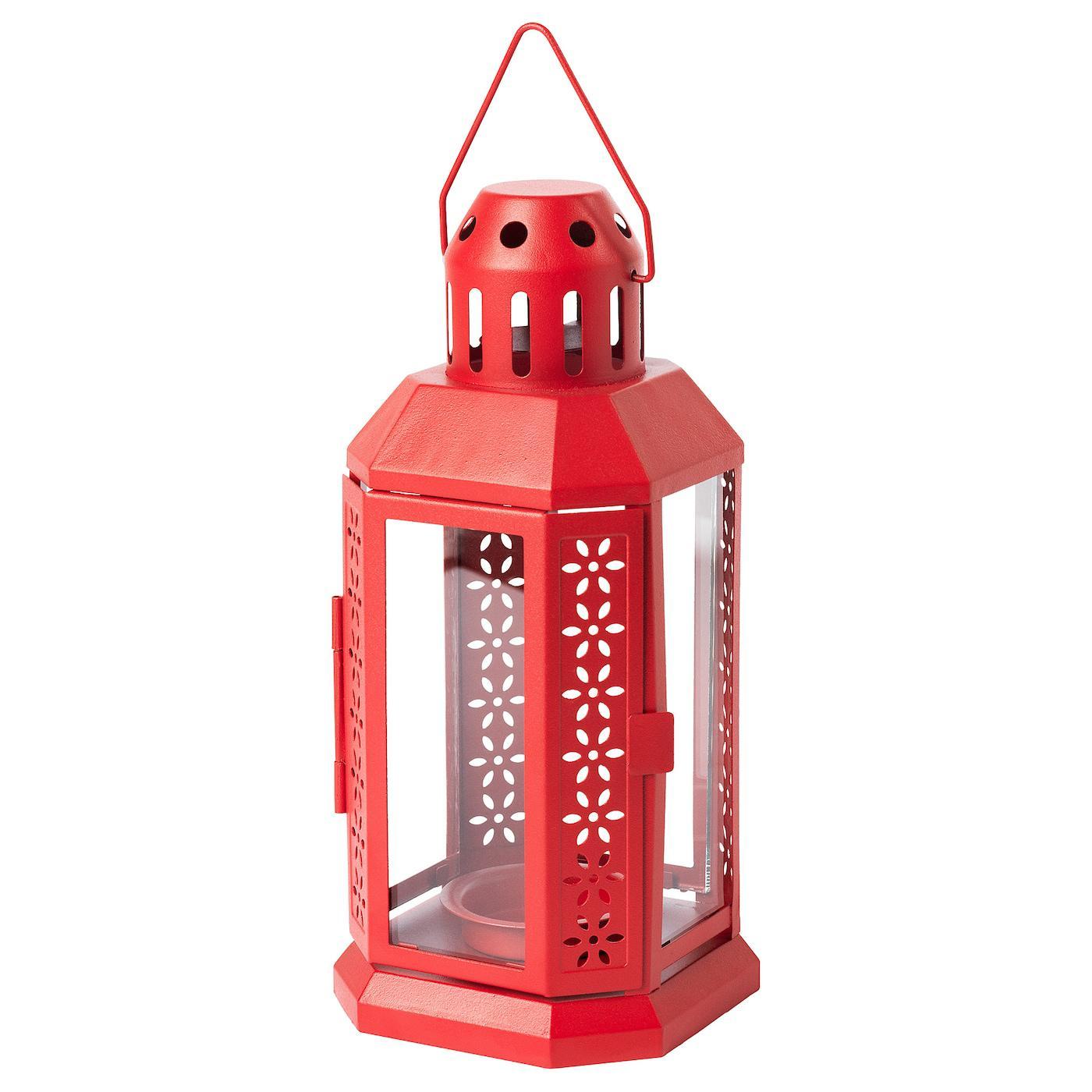 в наличии ВИНТЕР 2020 Фонарь для греющей свечи, д/дома/улицы красный22 см