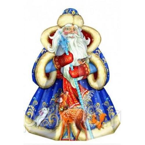 Новогодний подарок: Дед Мороз. Вес 1000 гр. (19246)