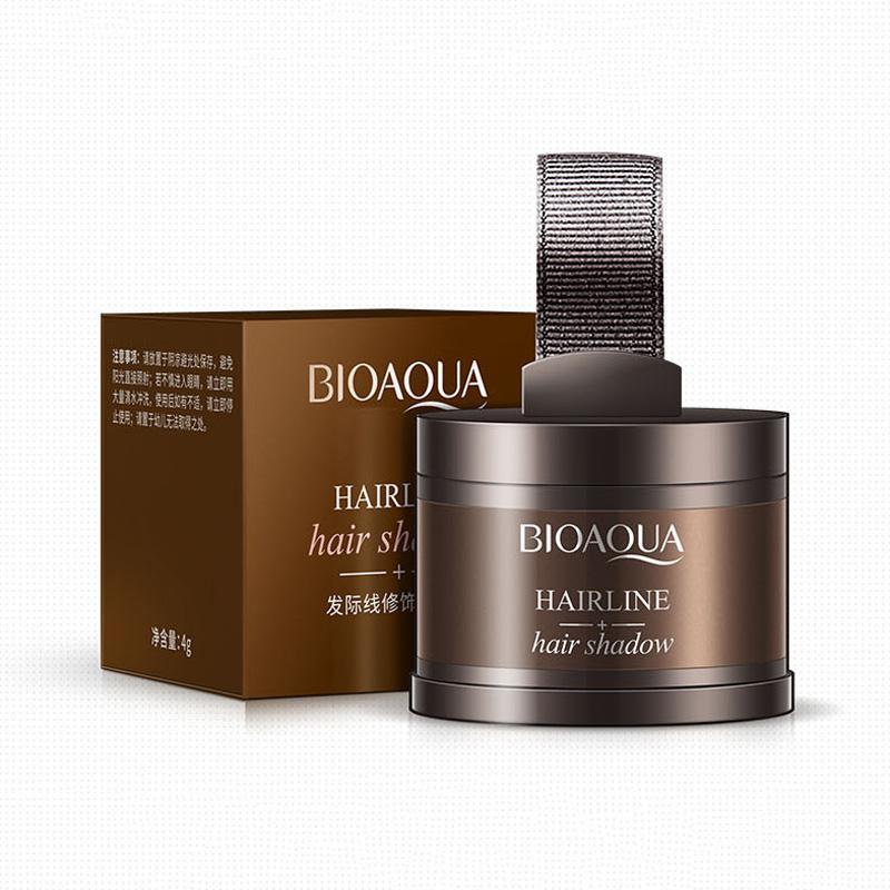 Пудра для волос тонирующая  HairLine BIOAQUA №02