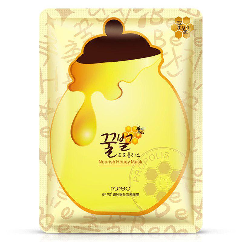 Маска для лица  Nourish Honey(МЁД)