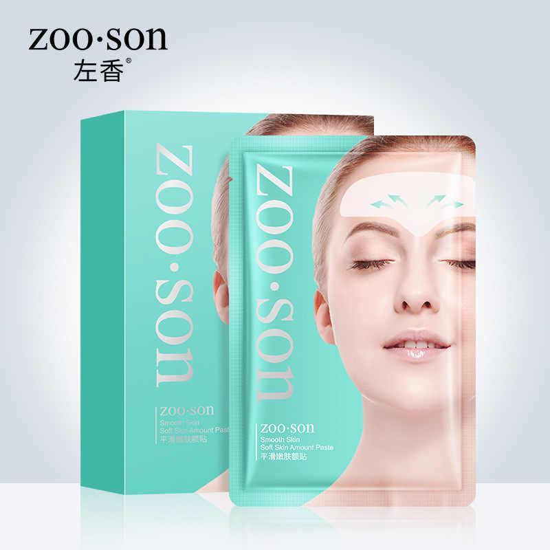 Маска-патч для разглаживания морщин на лбу и переносице ZOO SON Smooth Skin Soft Skin Amount Paste (1 патч)