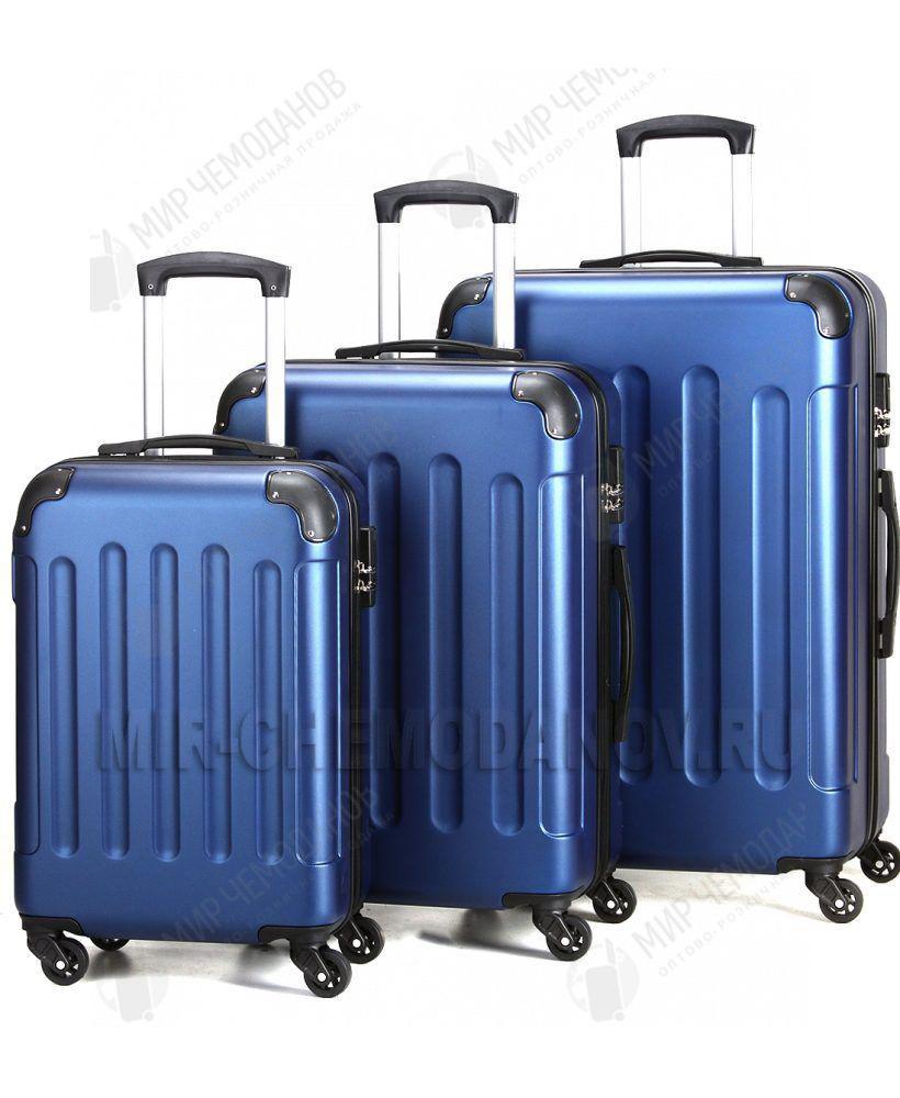"Комплект из 3-х чемоданов ""OLARD"""