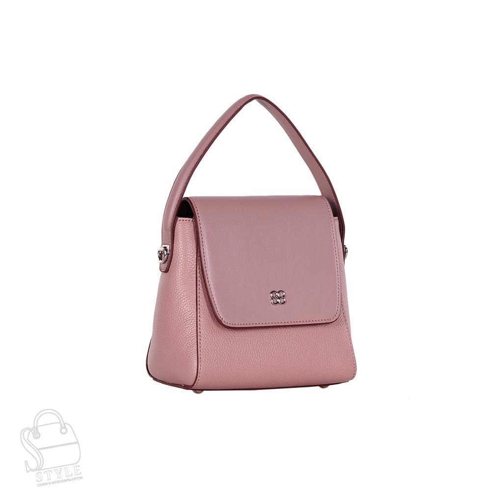 Сумка женская кожаная 66918 pink S-Style/30