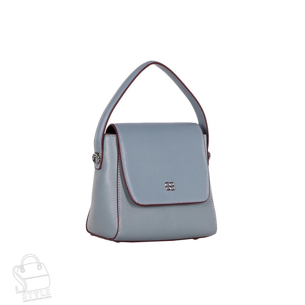 Сумка женская кожаная 66918 blue S-Style/30