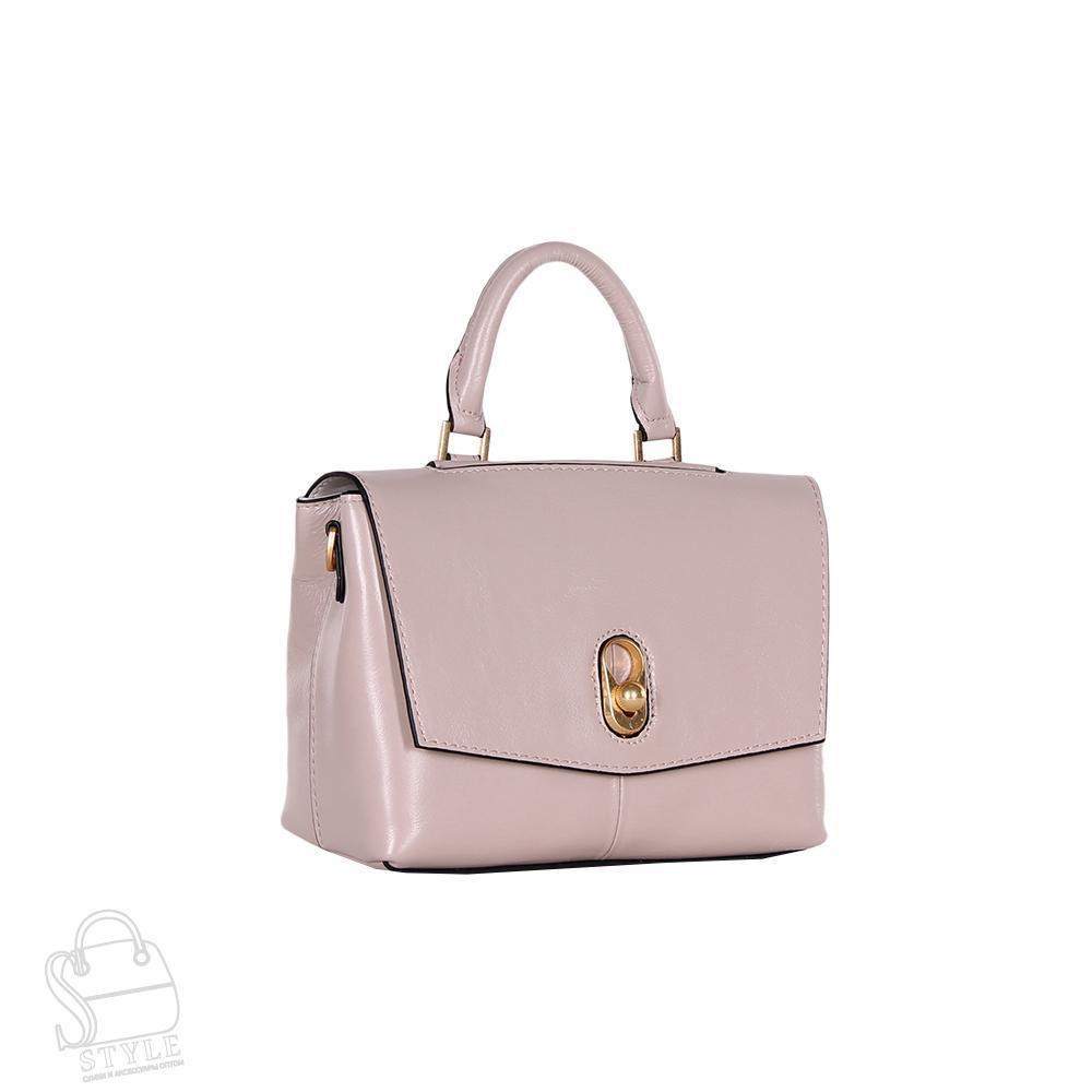 Сумка женская кожаная 7719 pink S-Style/30
